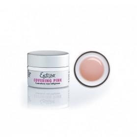 Estrosa Covering Pink Gel costruttore rosa lattiginoso 15 ml