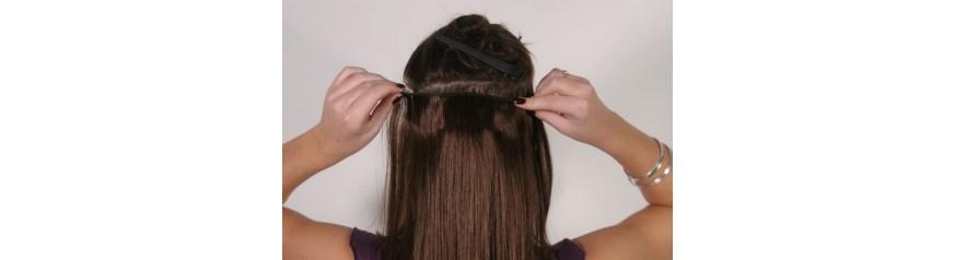 Extension con clip | BeRì Articoli per parrucchieri ed estetisti