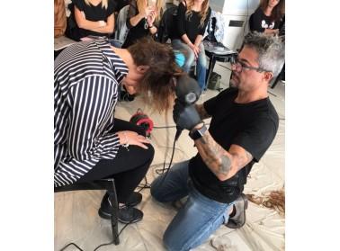 Corso di aggiornamento per parrucchieri  09/10/2017